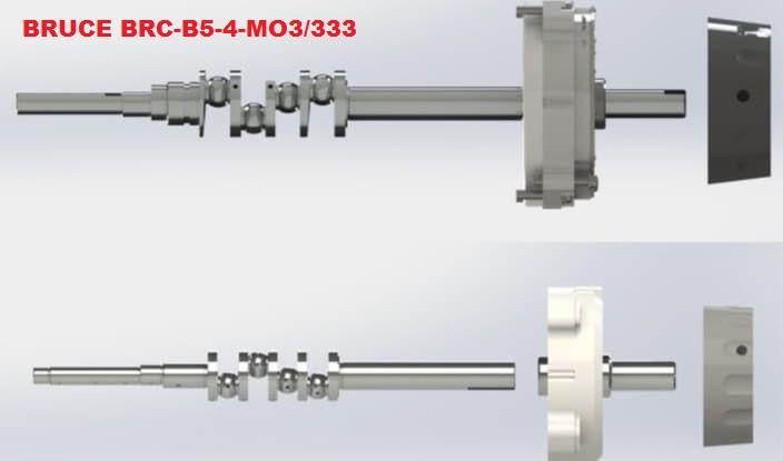BRUCE BRC-B5-4-MO3/333